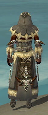 Dervish Norn Armor M gray back