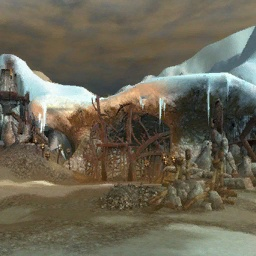 Ice Caves of Sorrow