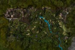 Verdant Cascades Map
