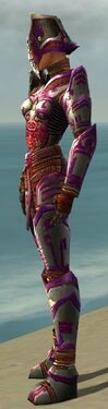 Warrior Asuran Armor F dyed side