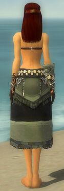 Ritualist Luxon Armor F gray arms legs back