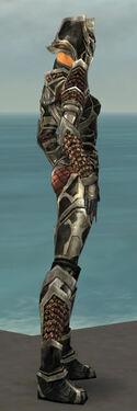 Warrior Elite Kurzick Armor F gray side