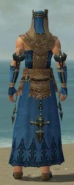 Dervish Vabbian Armor M dyed back