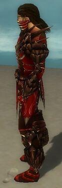 Ranger Primeval Armor M dyed side