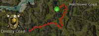 Amalek the Unmerciful map