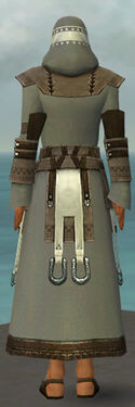 Dervish Elonian Armor M gray back