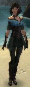 Gwen Armor Starter Front