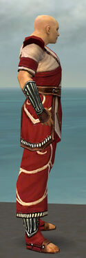 Monk Shing Jea Armor M dyed side