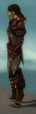 Ranger Primeval Armor M gray side