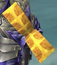 Golden Hammer head