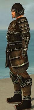 Warrior Shing Jea Armor M gray side