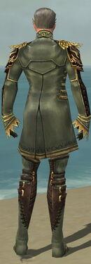 Mesmer Vabbian Armor M gray back