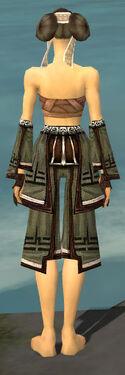 Monk Kurzick Armor F gray arms legs back