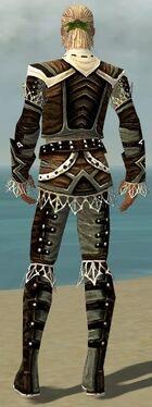 Ranger Kurzick Armor M gray back