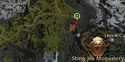 Debiru Kuri map location