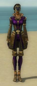 Mesmer Ancient Armor F dyed front