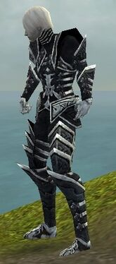 Necromancer Elite Cultist Armor M dyed side