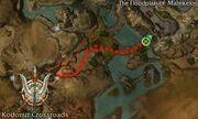 Jerneh Nightbringer Map