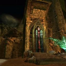 Saint Anjeka's Shrine