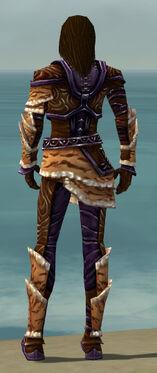 Ranger Vabbian Armor M dyed back