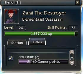 Zerris is 1337