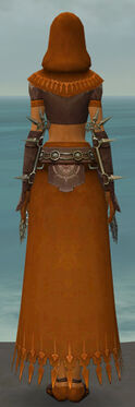Dervish Sunspear Armor F dyed back