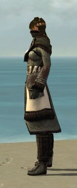 Ranger Norn Armor F gray side