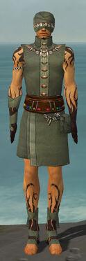 Ritualist Shing Jea Armor M gray front