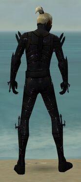 Assassin Obsidian Armor M dyed back
