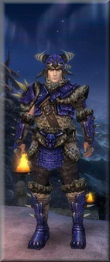 Soqed hozi warrior