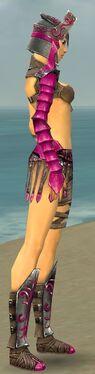 Warrior Elite Gladiator Armor F dyed side alternate