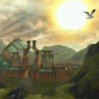 Warriors Isle