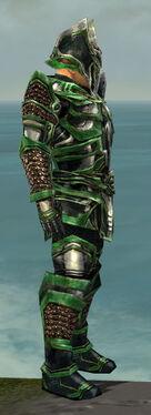Warrior Elite Kurzick Armor M dyed side