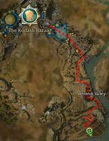 Yamesh Mindclouder Map