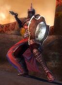 Kournan Field Commander