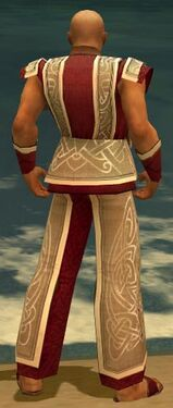 Monk Tyrian Armor M dyed back