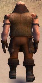 Ogden Stonehealer Armor Dwarven Back