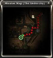 The Afflicted Huan (Necromancer) location