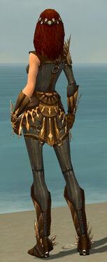 Ranger Elite Sunspear Armor F gray back