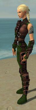 Ranger Obsidian Armor F dyed side alternate