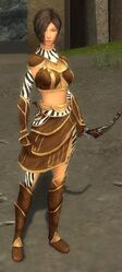 Acolyte Jin Primeval Armor Front
