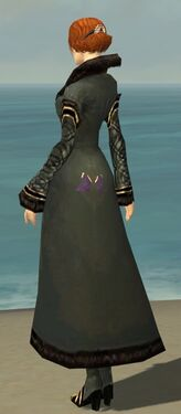 Mesmer Norn Armor F gray chest feet back
