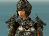 Warrior Elite Canthan armor
