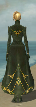 Mesmer Courtly Armor F gray back