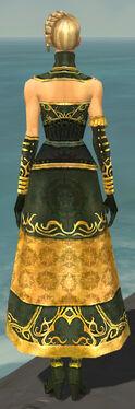Mesmer Sunspear Armor F gray back