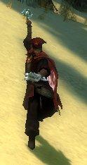 Crimson Skull Mender