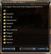 Skill Template - Folders2
