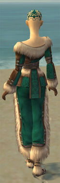 Monk Norn Armor F dyed back