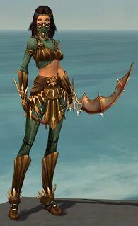 Character Sashira Stormclaw