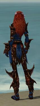 Ranger Primeval Armor F dyed back
